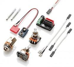 EMG 81 GD Humbucker Aktif Manyetik (Strat Kasa Gitarlar İçin) - Thumbnail