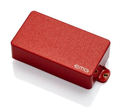 EMG 85 Kırmızı Humbucker Aktif Manyetik (Strat Kasa Gitarlar İçin)