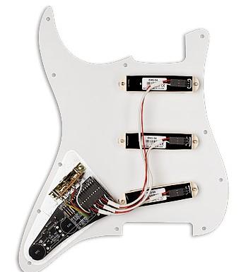 EMG-DG20 David Gilmour Aktif Gitar Manyetik Seti