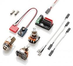 EMG SAV WHT Single Coil Manyetik - Thumbnail