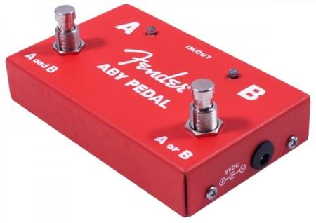 Fender - Fender 2 Switch ABY Kanal Seçme Pedalı