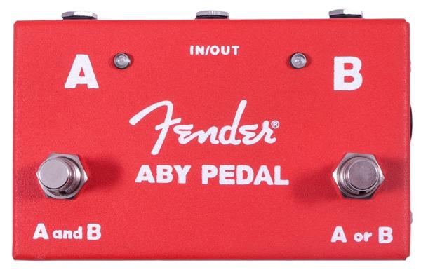 Fender 2 Switch ABY Kanal Seçme Pedalı