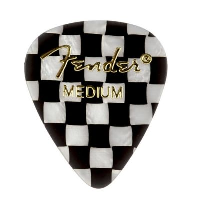 Fender 351 Medium Checker 12'li Pena Seti