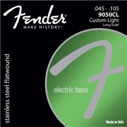 Fender - Fender 9050 S.Steel Flatwound 9050CL 045-105