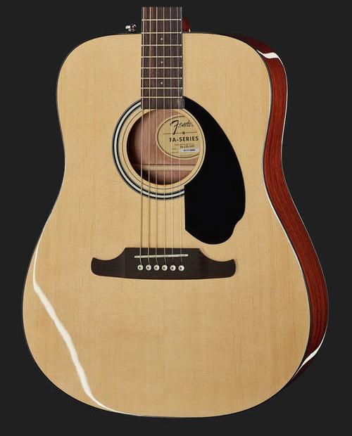 Fender FA-125 NAT-Naturel Akustik Gitar