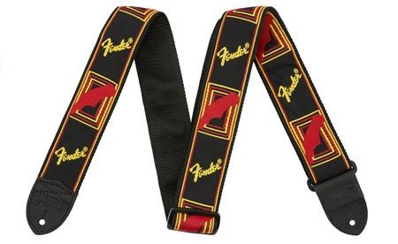 """Fender - Fender® 2"""" Monogrammed F Logolu Straps"""