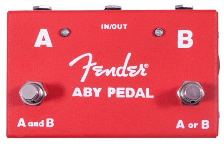 Fender 2 Switch ABY FootSwitch Kanal Seçme Pedalı - Thumbnail