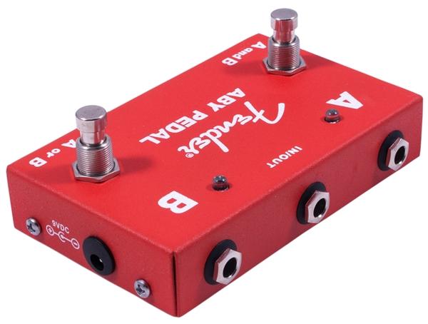 Fender 2 Switch ABY FootSwitch Kanal Seçme Pedalı
