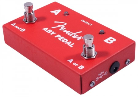 Fender - Fender 2 Switch ABY FootSwitch Kanal Seçme Pedalı