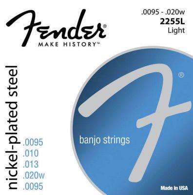Fender 2255L 5 Telli Banjo İçin Tel Takımı