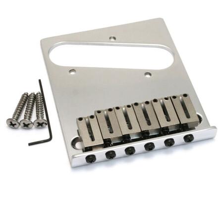 Fender - Fender 6-Saddle Amerıcan Serıes Telecaster® Brıdge Assemblıes