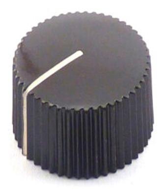 Fender - Fender 6os Style Vintage Brown Amplifier Knob-Tek