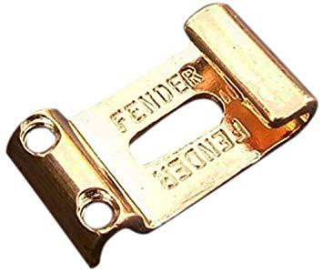 Fender American Vintage Strat Saddle Gold
