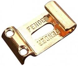 Fender - Fender American Vintage Strat Saddle Gold