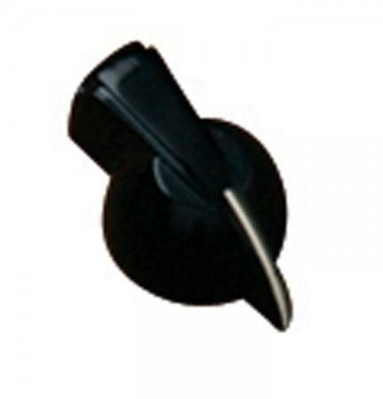 Fender - Fender Amp Knobs Chicken Head Style BLK (Tek)