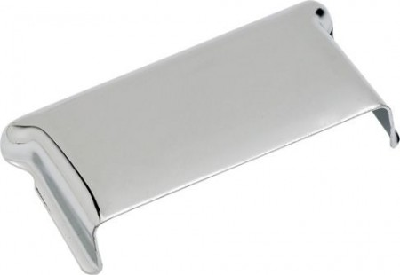 Fender - Fender Bridge Cover Vintage Strat 'Ashtray' Chrome