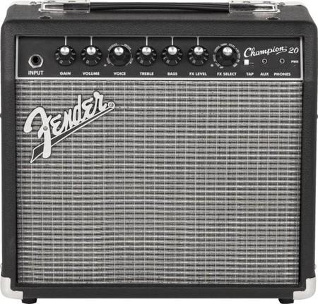 Fender - Fender Champion 20 Amp Elektro Gitar Amfisi