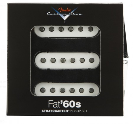 Fender - Fender Custom Shop Fat '60s Stratocaster® Pıckups