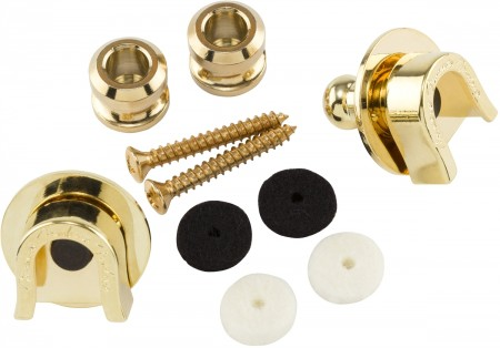 Fender - Fender Elite Straplocks Gold