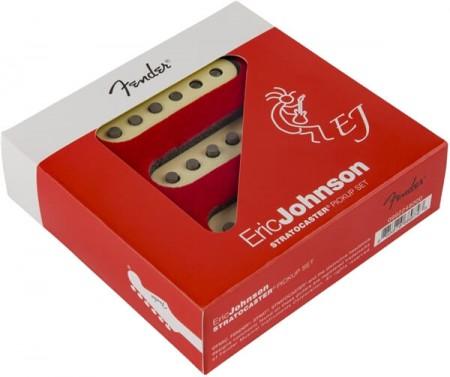 Fender - Fender Eric Johnson Signature Stratocaster Manyetik Seti