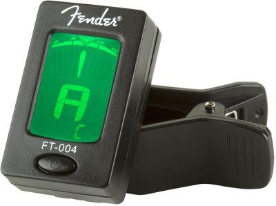 Fender FT-004 Clip-On Choromatic-Dijital Tuner