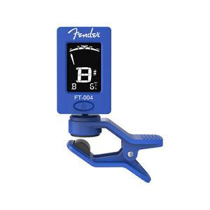 Fender FT004 Mandal Tip Mavi Tuner