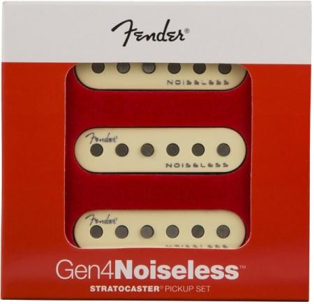 Fender - Fender Gen4 Noiseless Stratocaster Manyetik Seti