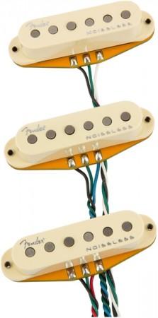 Fender Gen4 Noiseless Stratocaster Manyetik Seti - Thumbnail