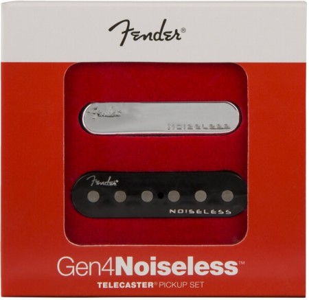 Fender - Fender Gen4 Noiseless Telecaster Manyetik Seti