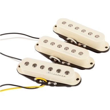 Fender - Fender Hot Noıseless™ Strat® Pıckups