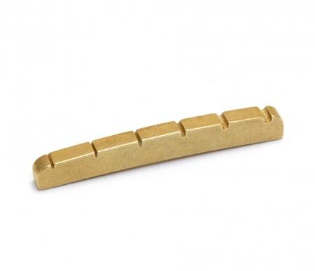 Fender - Fender Malmsteen Pre-Slotted Brass Nut