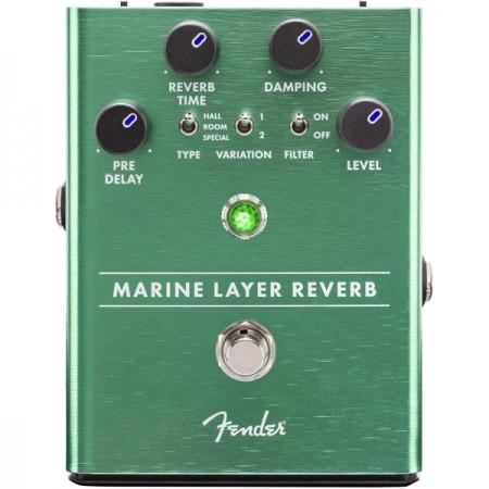 Fender - Fender Marine Layer Reverb Pedalı