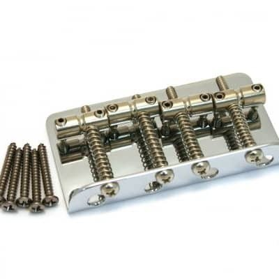 Fender - Fender Mexico Standard Bass Bridge 4 Telli