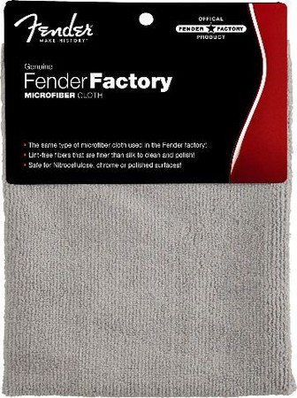 Fender - Fender Microfiber Cloth-Mikrofiber Bez
