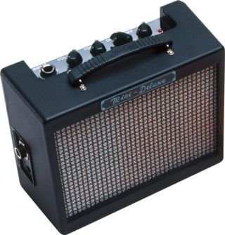 Fender - Fender Mini Deluxe MD-20 Gitar Amfisi