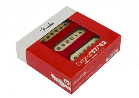 Fender Orıgınal '57/'62 Strat® Pıckups - Thumbnail