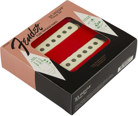Fender - Fender Pure Vintage '65 Jaguar Manyetik Seti