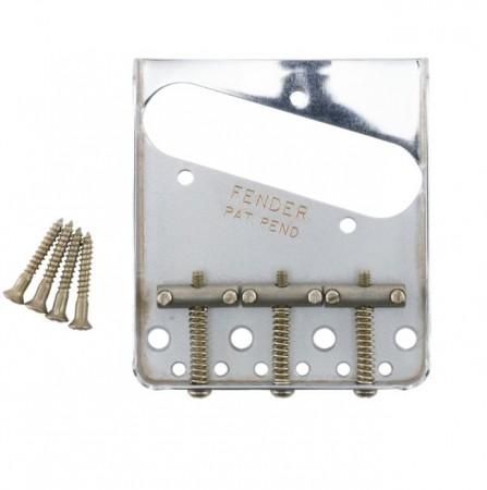 Fender - Fender Road Worn Tele Bridge Assembly