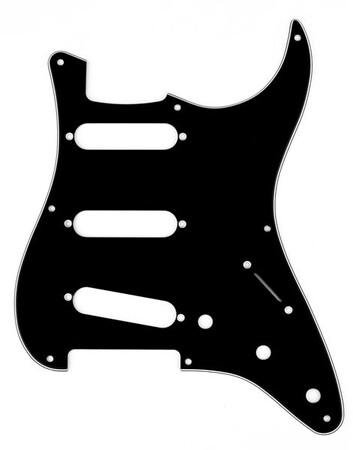 Fender - Fender American Vintage 50s 8 Hole Stratocaster® S/S/S Pıckguards