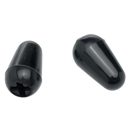 Fender - Fender Switch Şapkası Siyah (Strat)