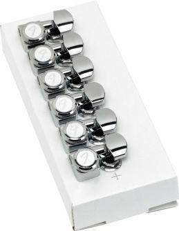 Fender USA Deluxe Strat Kilitli Burgu Takımı - Thumbnail