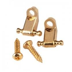 Fender - Fender USA Standard Gold String Guide & Tel Tutacağı