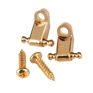 Fender USA Standard Gold String Guide & Tel Tutacağı