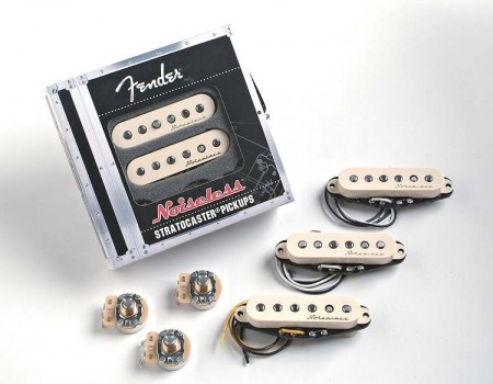 Fender - Fender Vint. Noiseless Strat Pickups Set WHT