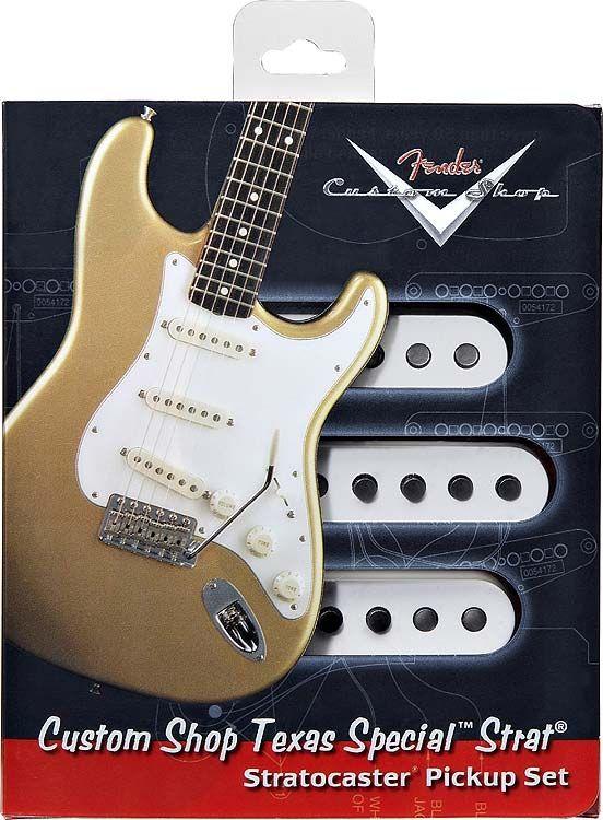 Fender Texas Special Strat Pickups Set