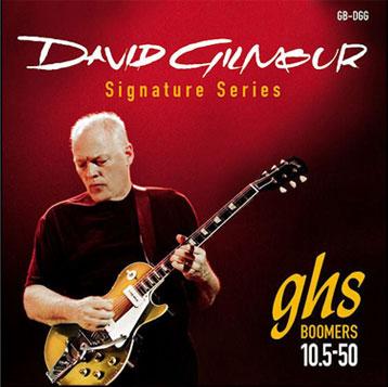 GHS Strings David Gilmour Signature *Les Paul* 10.5 - 50 - Elektro Gitar Teli