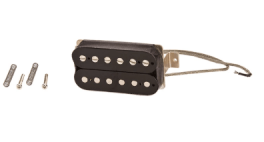 Gibson BurstBucker Type 3 Humbucker Manyetik (Double Black)