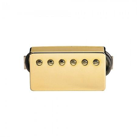 Gibson - Gibson IM57P-GH Clasic Plus Humbucker Köprü Manyetiği (Gold)