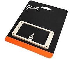 Gibson - Gibson Pickup Mounting Ring (1/8) İnch Neck Krem Manyetik Kapağı