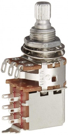 Gibson - Gibson PPAT-520 500K Push Pull Ohm Potans